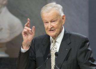 Скончался всемирно известный политолог Збигнев Бжезинский