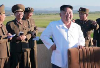 КНДР провела испытания новой системы противовоздушной обороны
