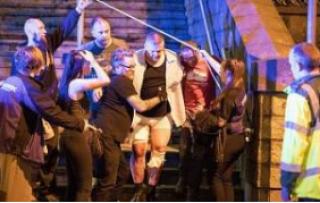 Камеры наблюдения засняли смертника перед терактом в Манчестере