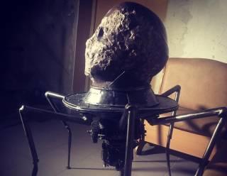 Первая «жертва» ленинопада сегодня превратилась в нечто среднее между бактериофагами и героями фильмов ужасов