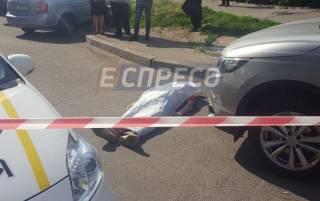 В Киеве застрелили бывшего и. о. директора «Укрспирта»