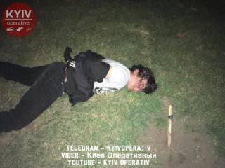В Киеве «на горячем» задержана банда воров-домушников, приехавшая из Грузии