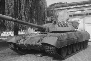 Украинский арсенал: Т-80