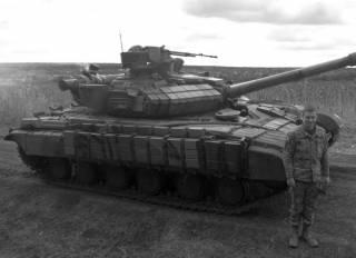 Боевое крещение харьковских танкистов: сражение на ОП «Серега» 28.01.2015