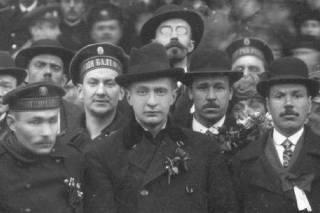 Они раскачивали лодку. К 100-летию большевистского переворота. Часть XIII