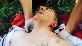 В Киеве «французский журналист» пытался убить Адама Осмаева, которого в России обвиняют в покушении на Путина