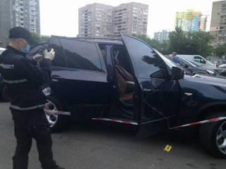 В Киеве снова стреляли. Говорят, все из-за барсетки