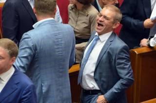 Подстреливший человека Пашинский пообещал подписать законопроект о свободном обороте оружия, но не для всех