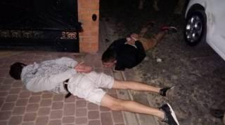 В Луцке сынуля военного пенсионера устроил пьяную гонку с полицейскими