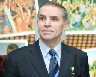 Леонид Каденюк: Мой вес при испытании в центрифуге составлял 750 килограммов