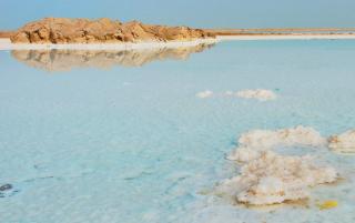 На дне Мертвого моря ученые нашли следы древней экологической катастрофы