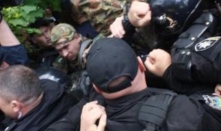 СМИ: Потасовка 9 мая в Днепре была интригой местных властей