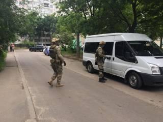 В Харькове массово обыскивают и изымают авто с литовскими номерами. Как раз перед приездом Грибаускайте