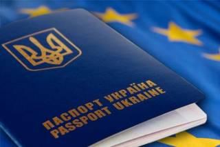 В первый день безвиза границу с ЕС пересекли около 600 украинцев. Но им настойчиво рекомендуют иметь обратный билет