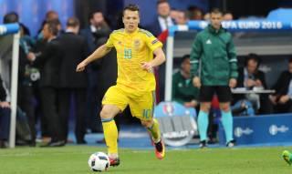 Сборная Украины вырвала победу у Финляндии и вышла на второе место в группе. Надолго ли?