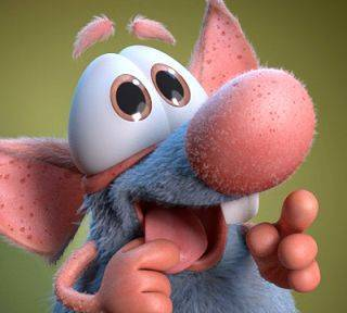 DDD-Sparrow выпустила 4 серию анимационного 3D сериала про крысу по имени Rattic
