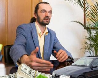 У Владимира Лапы нашли незадекларированное имущество