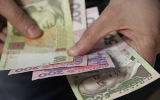 За три года минимальная зарплата в Украине может вырасти более чем на тысячу гривен