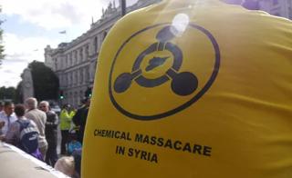 Россию заподозрили в причастности к разработкам сирийского химоружия