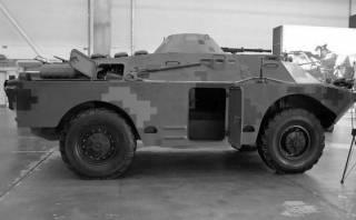 Украинский арсенал: БРДМ-2