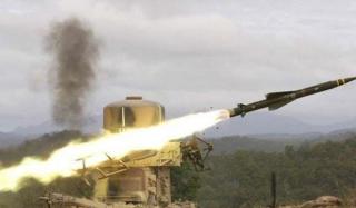 Иран обстрелял Сирию ракетами