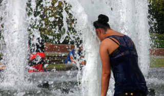 В Украине начинается настоящая жара. В Японии 700 человек попали в больницы с тепловым ударом