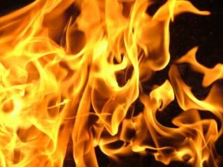 Сегодня ночью в центре Киева горело еще одно здание. Пострадавших нет