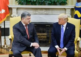 Российские СМИ прознали, чем на самом деле Порошенко «подкупил» Трампа