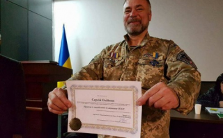 В центре Киева на глазах у сына зверски убили ветерана АТО