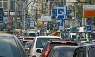 В Киеве готовят дорожную «революцию», чтобы победить пробки