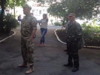 В Одессе военкоматы начали облаву на студентов