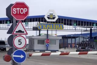 На границе с Украиной у россиян планируют собирать биометрические данные