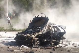 По данным СМИ, жертвой подрыва автомобиля на Соломенке оказался руководитель спецназа из Минобороны
