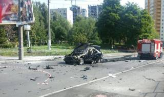 #Темадня: Соцсети и эксперты отреагировали на взрыв автомобиля в Киеве, в котором погиб полковник Главного управления разведки