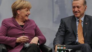 Меркель решила, что Эрдогану не стоит выступать с трибуны G20