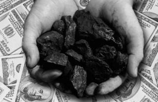 Поддадим Украине угля! Импортного, за валюту...