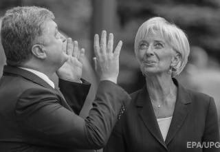 И с МВФ – страх, и без него – ужас