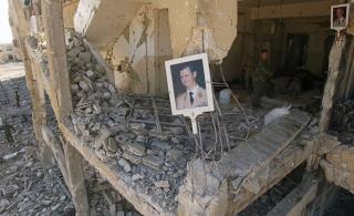 Асад и знакомство с «провальным государством»