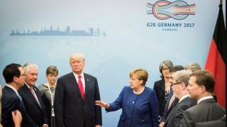 В Гамбурге стартовал саммит «Большой двадцатки». Трамп с нетерпением ждет встречи с Путиным