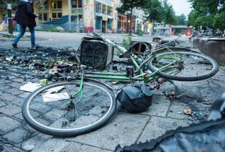 В Гамбурге совершено нападение на охрану отеля, в котором остановились лидеры стран-участниц G20. Путин в списке постояльцев