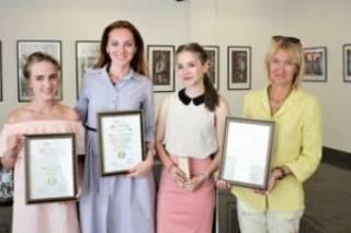 Украинская команда завоевала два Гран-при международного фестиваля «АРТ ФЕСТ» в Армении