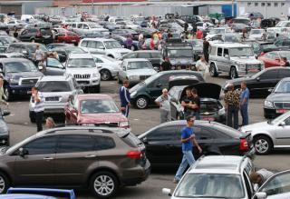 Как купить б/у машину в Украине