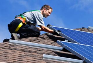 Солнечные батареи для дома и квартиры