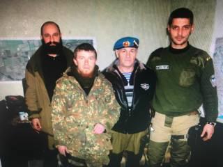 На пути в непризнанное Приднестровье задержан друг «Моторолы», «Гиви» и Захарченко