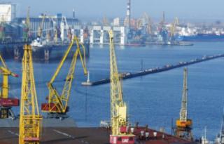 Одесский припортовый останавливает производство