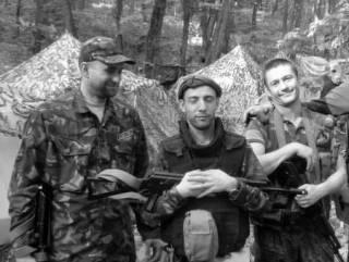 Батальон «Айдар». Начало