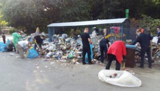 Львов наконец-то очистили от мусора