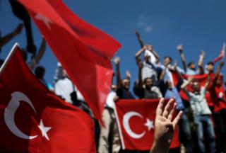 В Турции одним махом уволили более 7 тысяч госслужащих