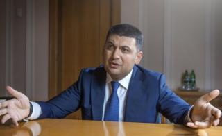 Гройсман уверяет, что не собирается становиться президентом, а реформы должны проводить украинцы, а не иностранцы