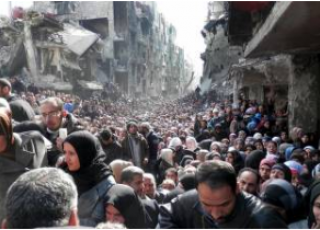 За годы войны в Сирии погибло больше людей, чем все население Исландии